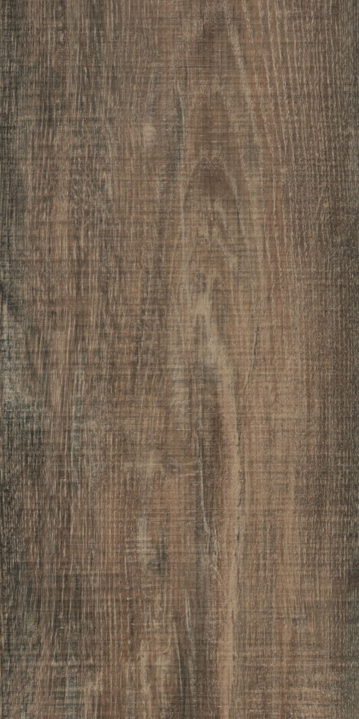 Allura Dryback  - Brown raw timber Hout