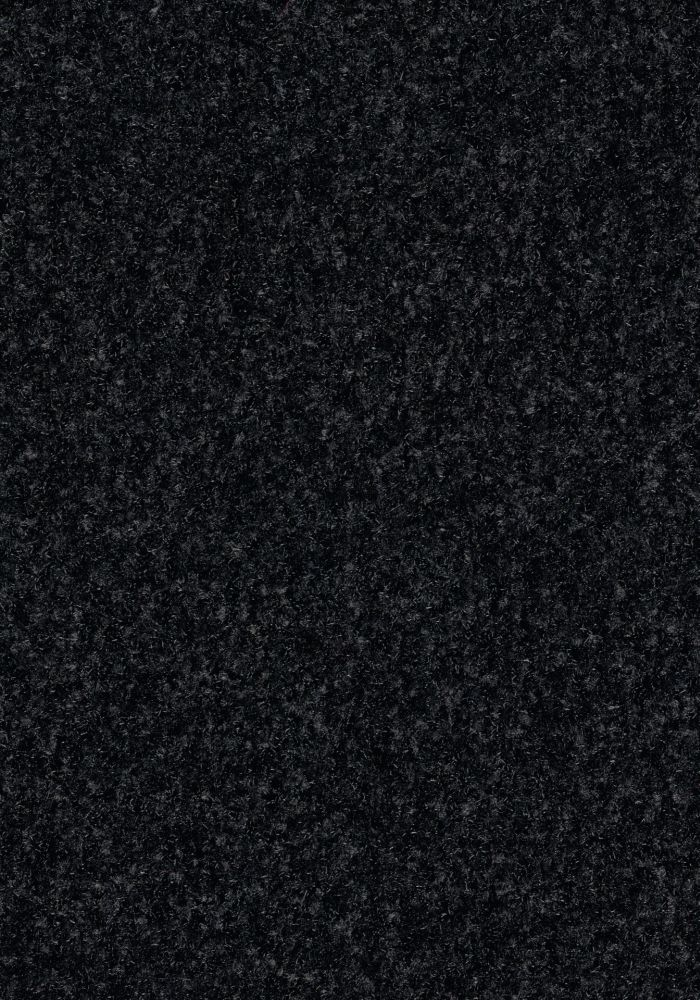 Coral Brush  - Vulcan Black